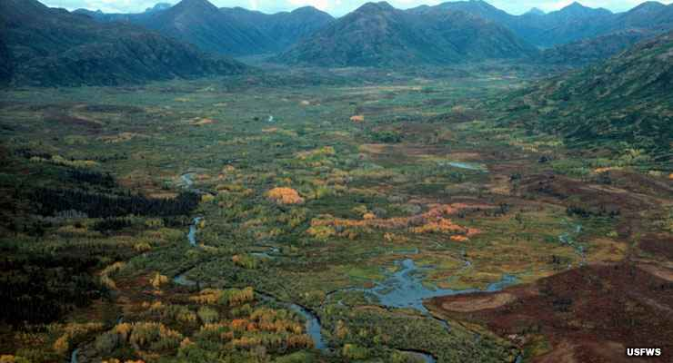 Autumn at Togiak National Wildlife Refuge