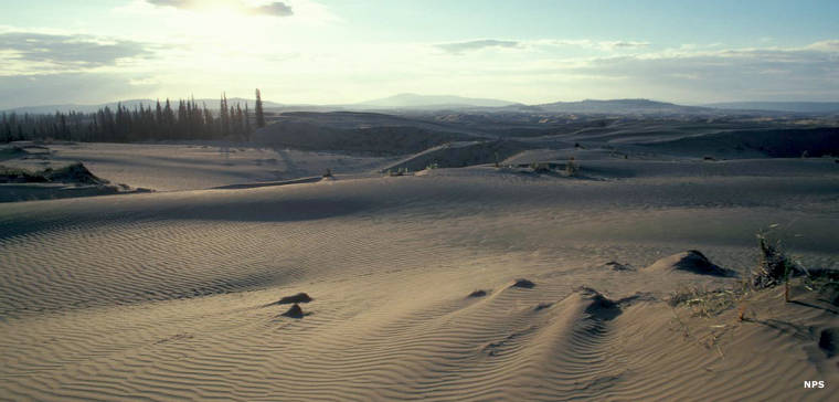 Great Kobuk Sand Dunes, Kobuk Valley Wilderness
