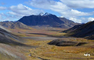 A view in the Noatak Wilderness area