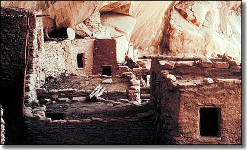 Keet Seel Ruins at Navajo National Monument