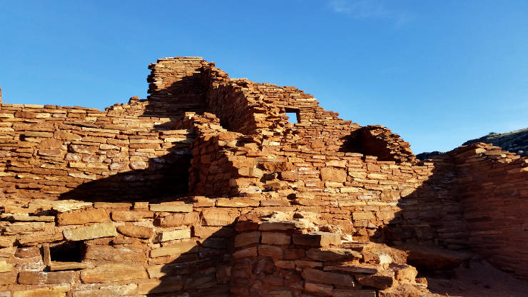 Wupatki Ruins, Wupatki National Monument