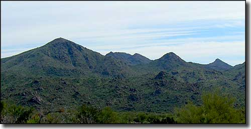 Aquarius Mountains