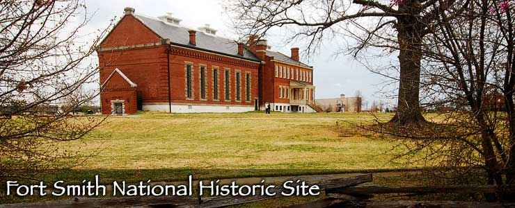 Fort Smith National Historic Site Visitor Center