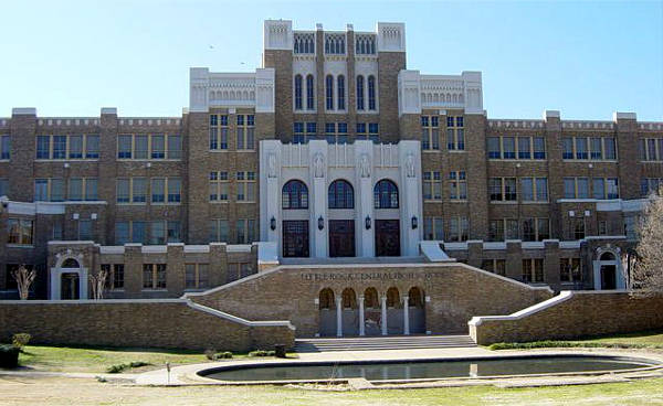 Central High School National Historic Site