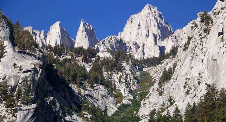 Mount Whitney, Inyo National Forest