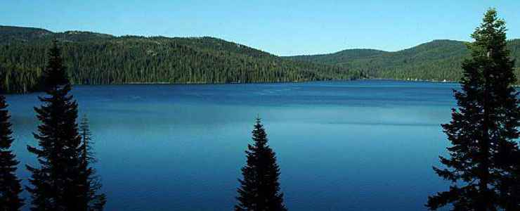 Bucks Lake, Plumas National Forest