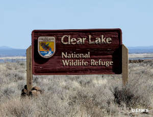 Clear Lake National Wildlife Refuge