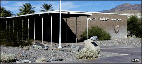 Death Valley Visitor Center and Museum at Furnace Creek