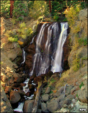 Mill Creek Falls, South Warner Wilderness