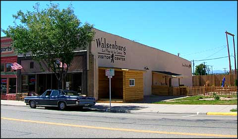 Walsenburg Colorado Colorado Towns And Places