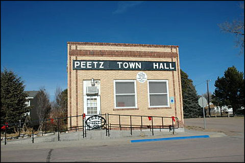 Peetz, Colorado | The Sights and Sites of America