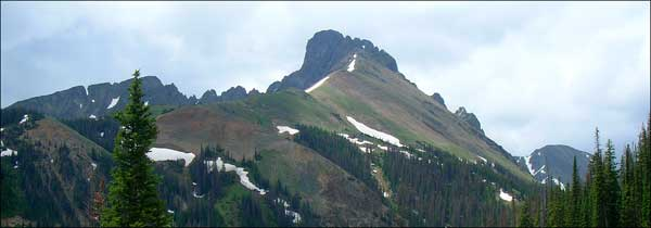 The Nokhu Crags