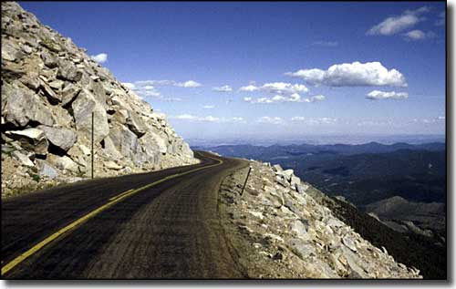Mount Evans Scenic Byway Colorado Scenic Byways