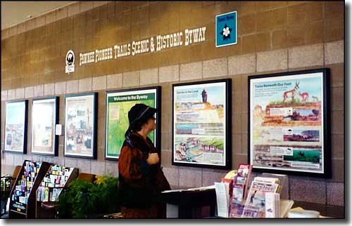 Pawnee Pioneer Trails Scenic Byway Visitor Center