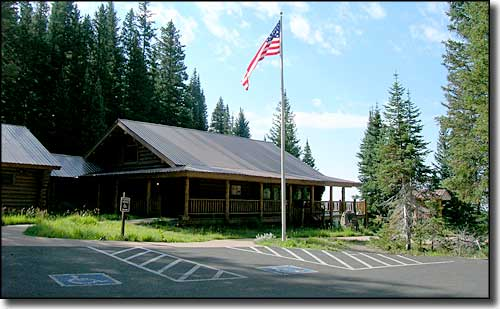 Grand Mesa Scenic Byway Visitor Center