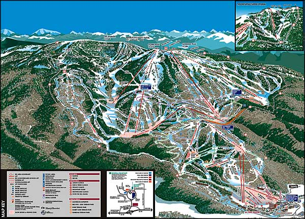 Steamboat Ski Resort Colorado Ski and Snowboard Areas