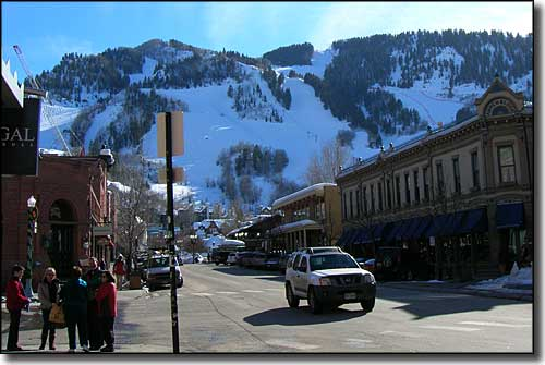 Aspen Mountain Ski Area