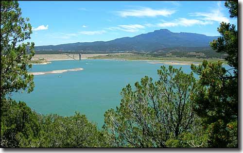 Trinidad Lake State Park Colorado State Parks