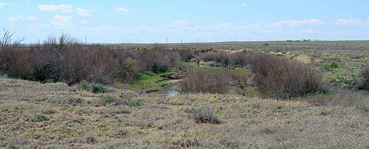 Otero County State Trust Lands And Wildlife Areas