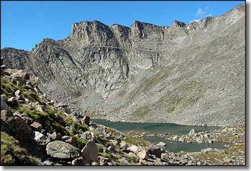 Abyss Lake, Mount Evans Wilderness