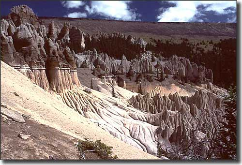 Wheeler Geologic Area