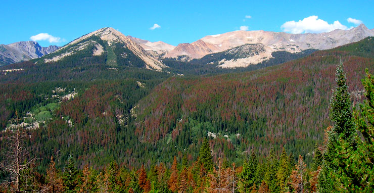 Rocky Mountain National Park Wilderness