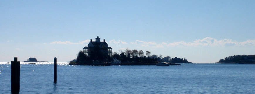 The Thimble Islands