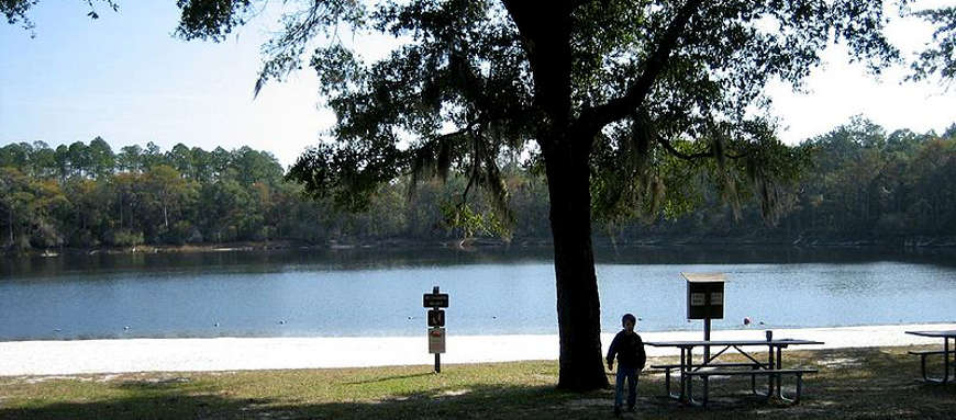 Silver Lake Recreation Area, Apalachicola National Forest