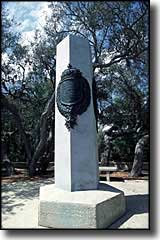 Ribault Monument at Timucuan Ecological and Historic Preserve