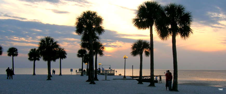 Pine Island Beach, Gulf Coast of Florida