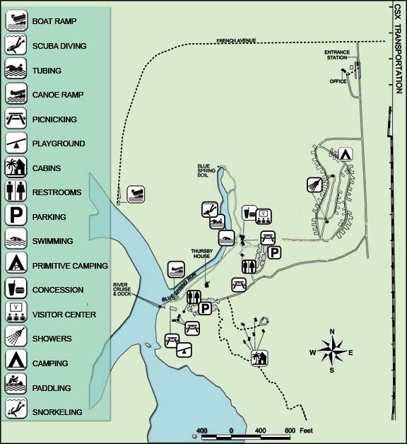Florida Springs Map.31 Luxury Map Florida Springs Bnhspine Com