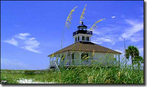 Boca Grande Lighthouse at Gasparilla Island State Park