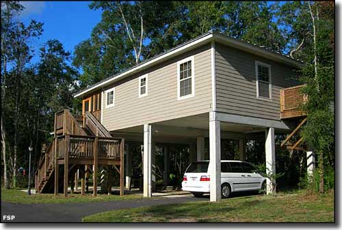 Lafayette blue springs state park florida state parks for Florida state parks cabins