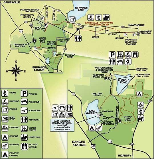 Prairie Preserve State Park State Park Paynes Prairie