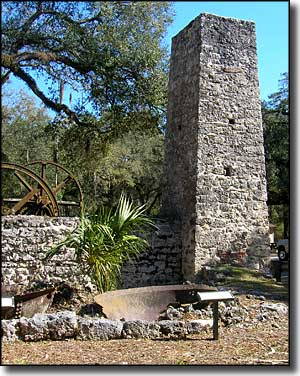 Yulee Sugar Mill Ruins State Historic Park