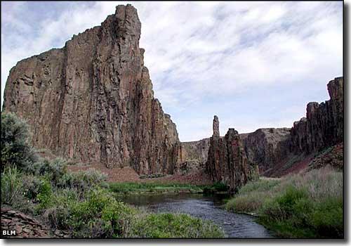 Owyhee River Wilderness Idaho National Wilderness Areas