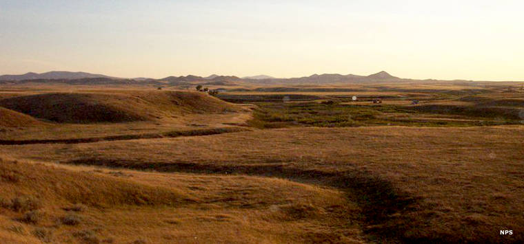 Bear Paw Battlefield, Nez Perce National Historic Park