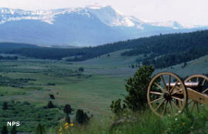 Big Hole Battlefield in Montana