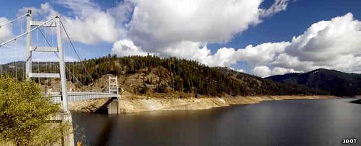 Elk River Idaho Elk River Backcountry