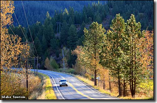 White Pine Scenic Byway