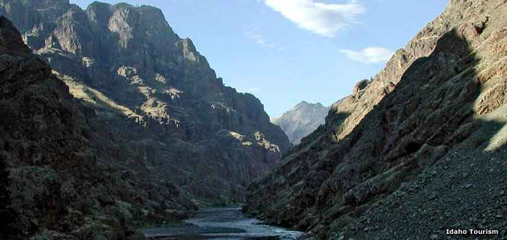 Down in Hells Canyon Wilderness