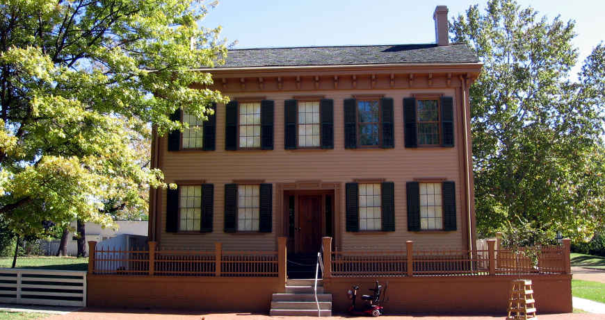 The Abraham Lincoln Home