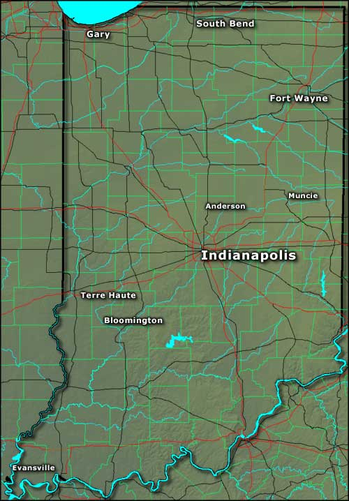 Indiana the hoosier state indiana for Indiana fishing license age