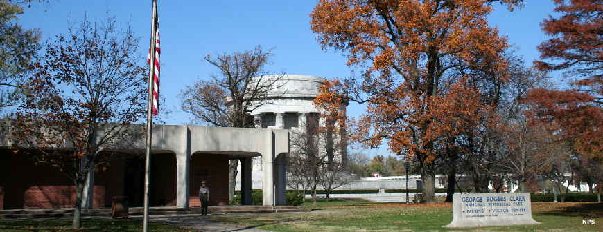 The George Rogers Clark Memorial Visitor Center