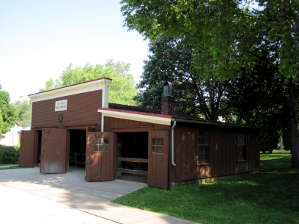 The Jesse Hoover Blacksmith Shop