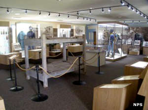The Museum at Fort Larned National Historic Site