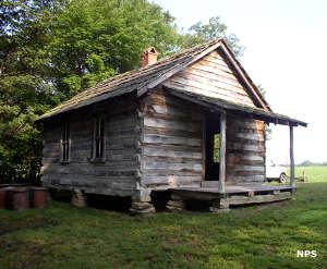 Brush Mountain Schoolhouse. Cumberland Gap ...