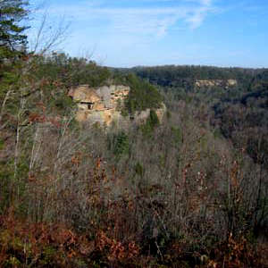 Clifty Wilderness