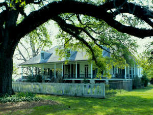 Oakland Plantation House, Cane River Creole National Historical Park