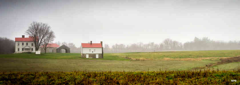 Best Farm at Monocacy National Battlefield
